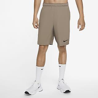 Nike Flex Pánské tkané tréninkové kraťasy