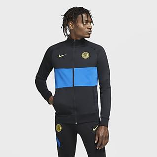 Inter Milan Fotbollsträningsjacka för män