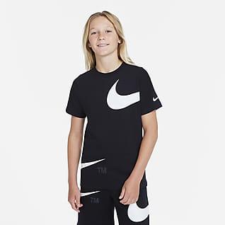 Nike Sportswear T-shirt til større børn (drenge)