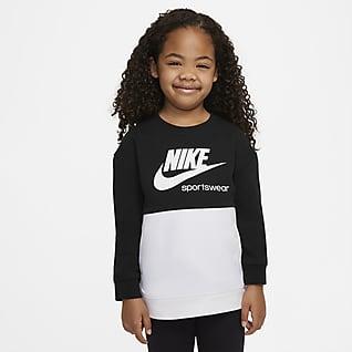 Nike Sportswear Heritage Little Kids' Crew