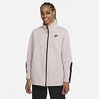 Nike Sportswear Tech Fleece Manga larga con cierre completo para mujer