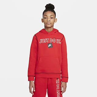 Nike Sportswear JDI Big Kids' (Boys') Pullover Hoodie