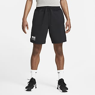 Nike Flex Trainingsshorts met graphic voor heren