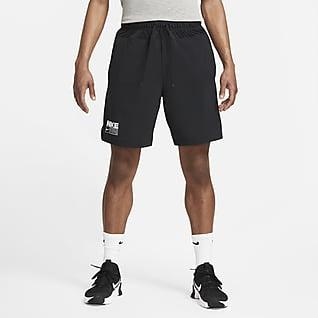 Nike Flex Pánské tréninkové kraťasy s grafikou