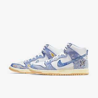 Nike SB Dunk High Premium Gördeszkás cipő