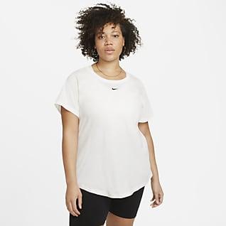 Nike Sportswear Женская футболка (большие размеры)