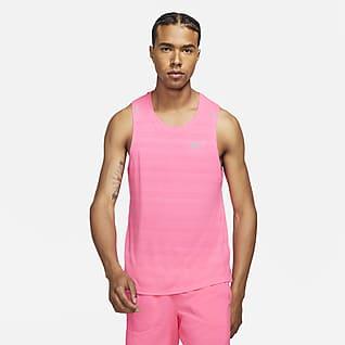 Nike Dri-FIT Miler Męska koszulka bez rękawów do biegania