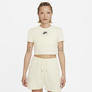 Nike Air 女子短袖短款上衣