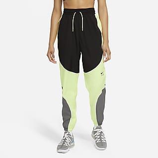 Nike Swoosh Fly Γυναικείο παντελόνι μπάσκετ