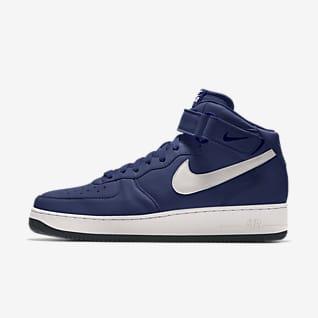 Nike Air Force 1 Mid By You Personalisierbarer Herrenschuh