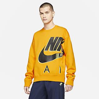 Nike x Kim Jones Fleecetop met ronde hals