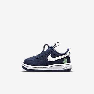 Nike Force 1 Toggle SE 嬰幼兒鞋款