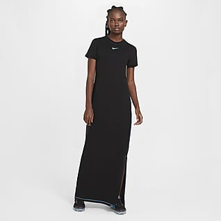 Nike Sportswear Icon Clash Vestido largo para mujer