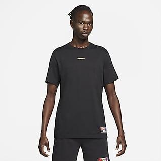 Nike F.C. Playera de fútbol para hombre