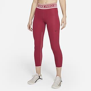 Nike Pro Leggings de 7/8 de tiro medio para mujer