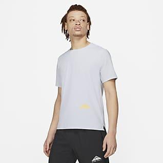 Nike Dri-FIT Rise 365 Koszulka z krótkim rękawem do biegania w terenie