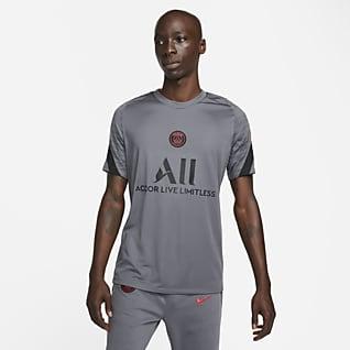 Paris Saint-Germain Strike Haut de football à manches courtes Nike Dri-FIT pour Homme