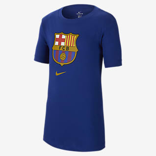 F.C. Barcelona Older Kids' T-Shirt