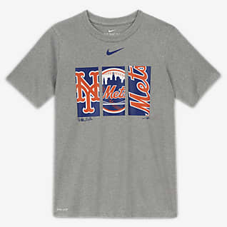 Nike Legend (MLB Mets) Big Kids' (Boys') T-Shirt