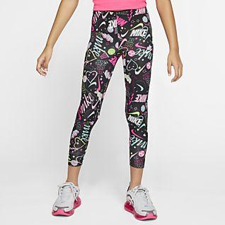 Kids Tights \u0026 Leggings. Nike.com