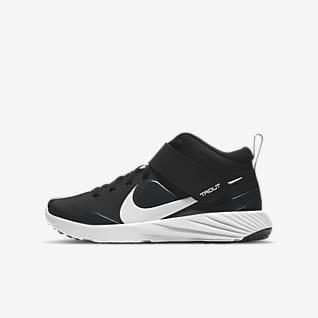 Nike Force Trout 7 Turf Calzado de béisbol para niños talla pequeña/grande