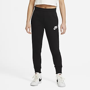 Nike Sportswear Club Older Kids' (Girls') French Terry Trousers