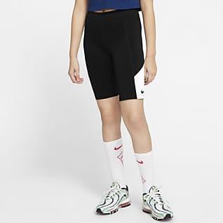 Nike Trophy Trainingsshorts voor wielrennen voor meisjes