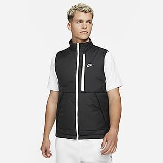 Nike Sportswear Therma-FIT Legacy Ανδρικό αμάνικο τζάκετ με κουκούλα