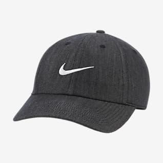 Nike Sportswear Heritage86 Swoosh Denim Hat