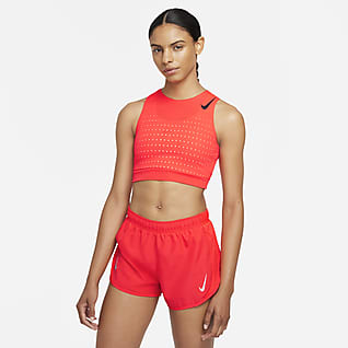 Nike Aeroswift Kort løbeundertrøje til kvinder