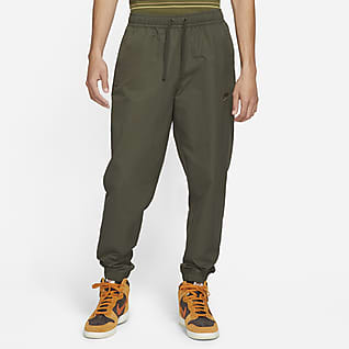 Nike Sportswear Astarsız Paçalı Erkek Eşofman Altı