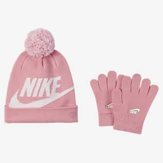 Nike Younger Kids' 2-Piece Beanie and Gloves Set