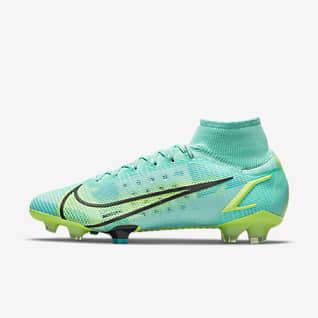 Nike Mercurial Superfly 8 Elite FG Chuteiras de futebol para terreno firme