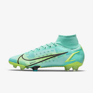 Nike Superfly 8 Elite FG 男/女天然硬质草地足球鞋