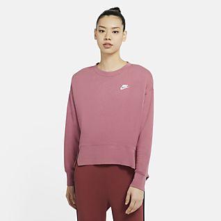 Nike Sportswear Club Sudadera de tejido Fleece para mujer