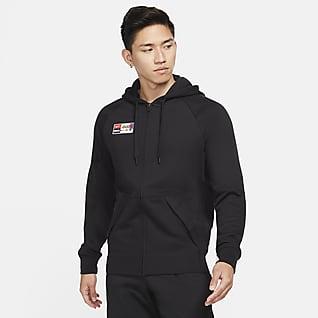 Nike F.C. Men's Full-Zip Soccer Hoodie