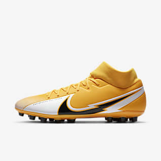 Nike Mercurial Superfly 7 Academy AG Chaussure de football à crampons pour terrain synthétique