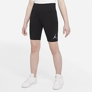 Jordan Shorts de ciclismo para niña talla grande