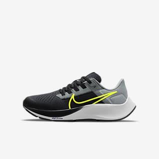 Nike Air Zoom Pegasus38 Chaussures de running sur route pour Enfant plus âgé