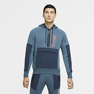 Nike Air Max Men's 1/2-Zip Fleece Top