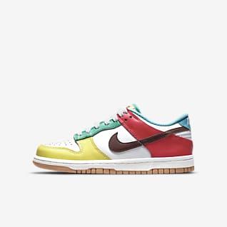 Nike Dunk Low SE Sko til større børn