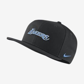 Los Angeles Lakers City Edition Czapka NBA Nike Pro