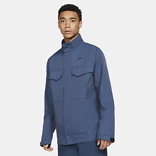 Nike Sportswear Casaco M65 entrançado para homem