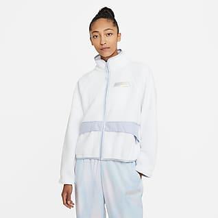 Nike Sportswear Chamarra de Sherpa para mujer