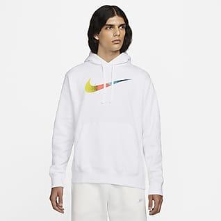 Nike Sportswear Men's Brushed-Back Pullover Hoodie