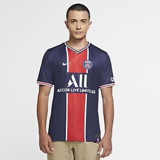 Paris Saint-Germain 2020/21 Stadium Home Fodboldtrøje til mænd