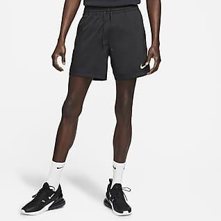 Nike F.C. Pánské tkané fotbalové kraťasy