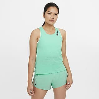 Nike AeroSwift เสื้อกล้ามวิ่งผู้หญิง