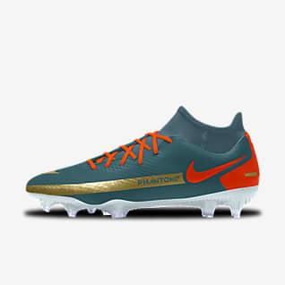 Nike Phantom GT Academy By You 專屬訂製多種場地足球釘鞋
