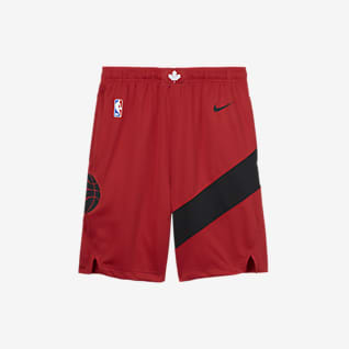 Toronto Raptors Icon Edition Nike NBA Swingman Shorts für ältere Kinder